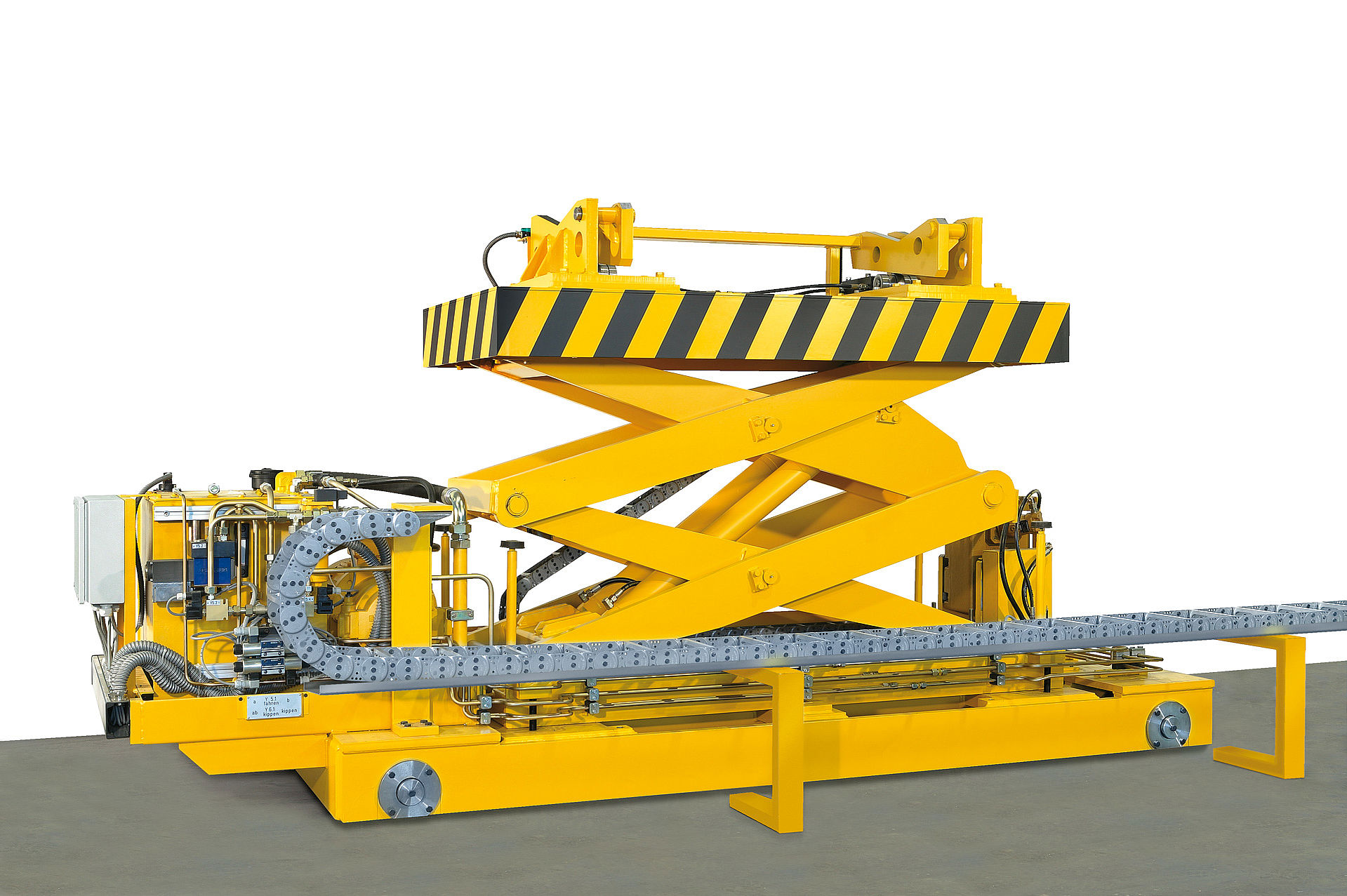 Lifting and vehicle conveyors