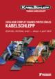 CATALOGUE COMPLET CHAINES PORTES CÂBLES KABELSCHLEPP - Hybride, plastique, acier ... always a good deal