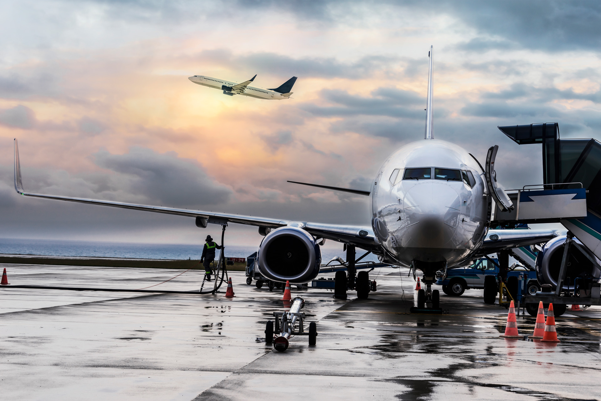 Flughafentechnik